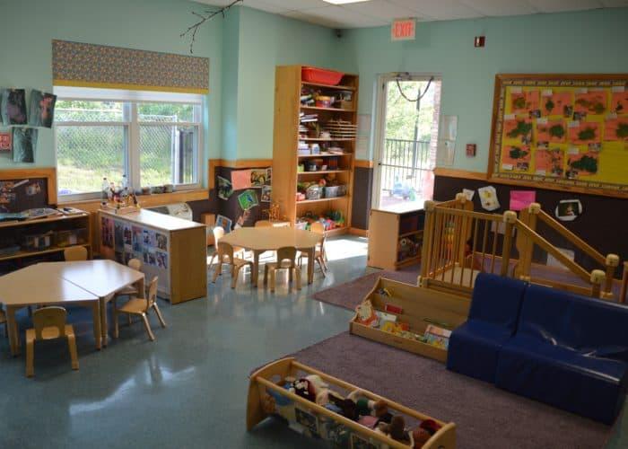 Older Infants Classroom
